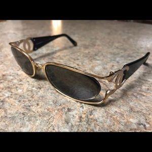 Vintage Chanel Sunglasses 4023 Frames
